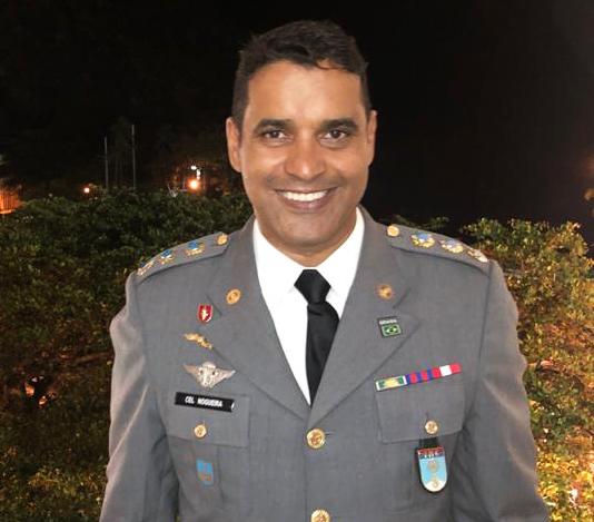 Coronel Nogueira, pesquisador do IME