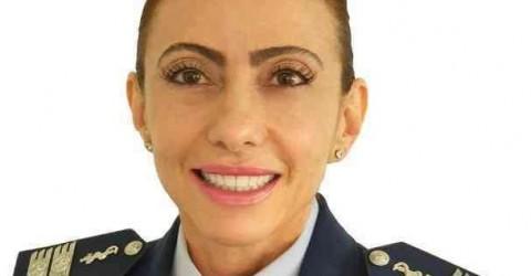 Diretora do Hospital Central da Aeronáutica é a primeira Brigadeiro Mulher da FAB