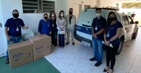 IACIT promove campanha durante a pandemia e beneficia instituições sociais de São José dos Campos