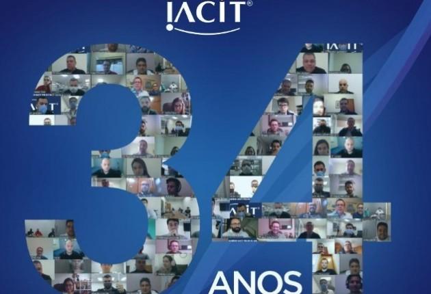 IACIT completa 34 anos de história