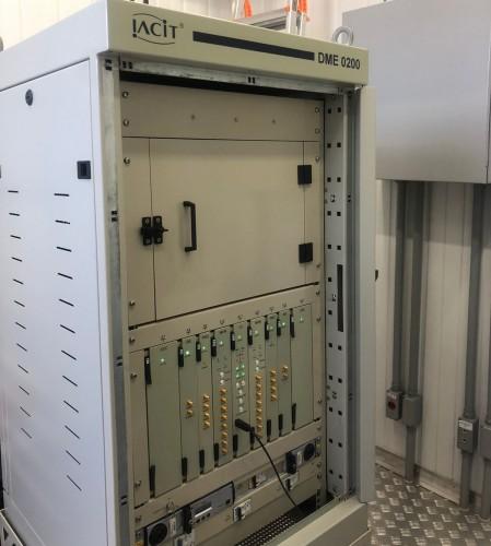 25º equipamento do sistema DME 0200