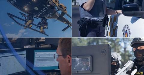 Tecnologia a serviço da segurança da sociedade