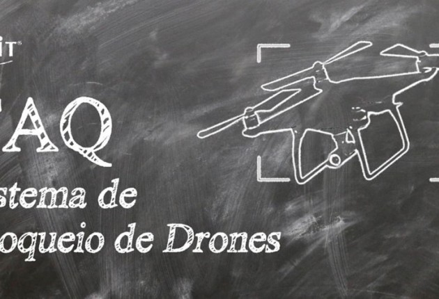 Sistema de Bloqueio de Drone