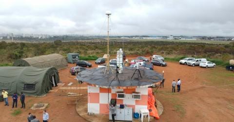 Droneblocker IACIT - Evento de Demonstração promovido pelo DECEA