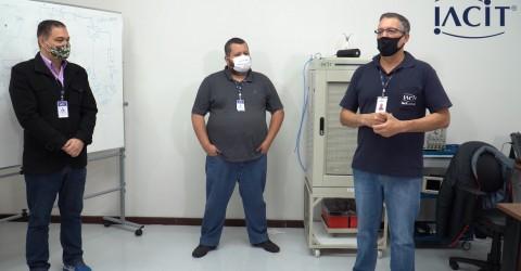 IACIT realiza treinamento do sistema DME 0200 para órgãos ligados ao DECEA