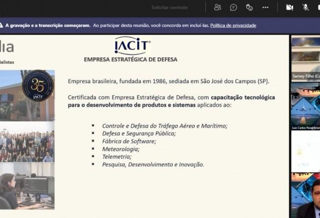 IACIT participa do lançamento da segunda fase do Sistema Distrital de Informações Ambientais no DF