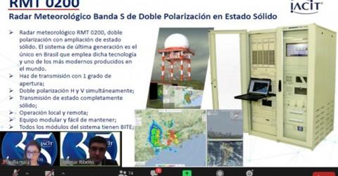 IACIT participa de eventos junto a instituciones peruanas