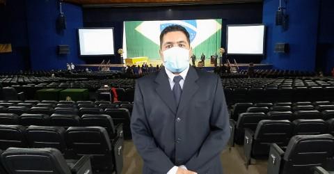 IACIT marca presença em cerimônia de formatura da AMAN